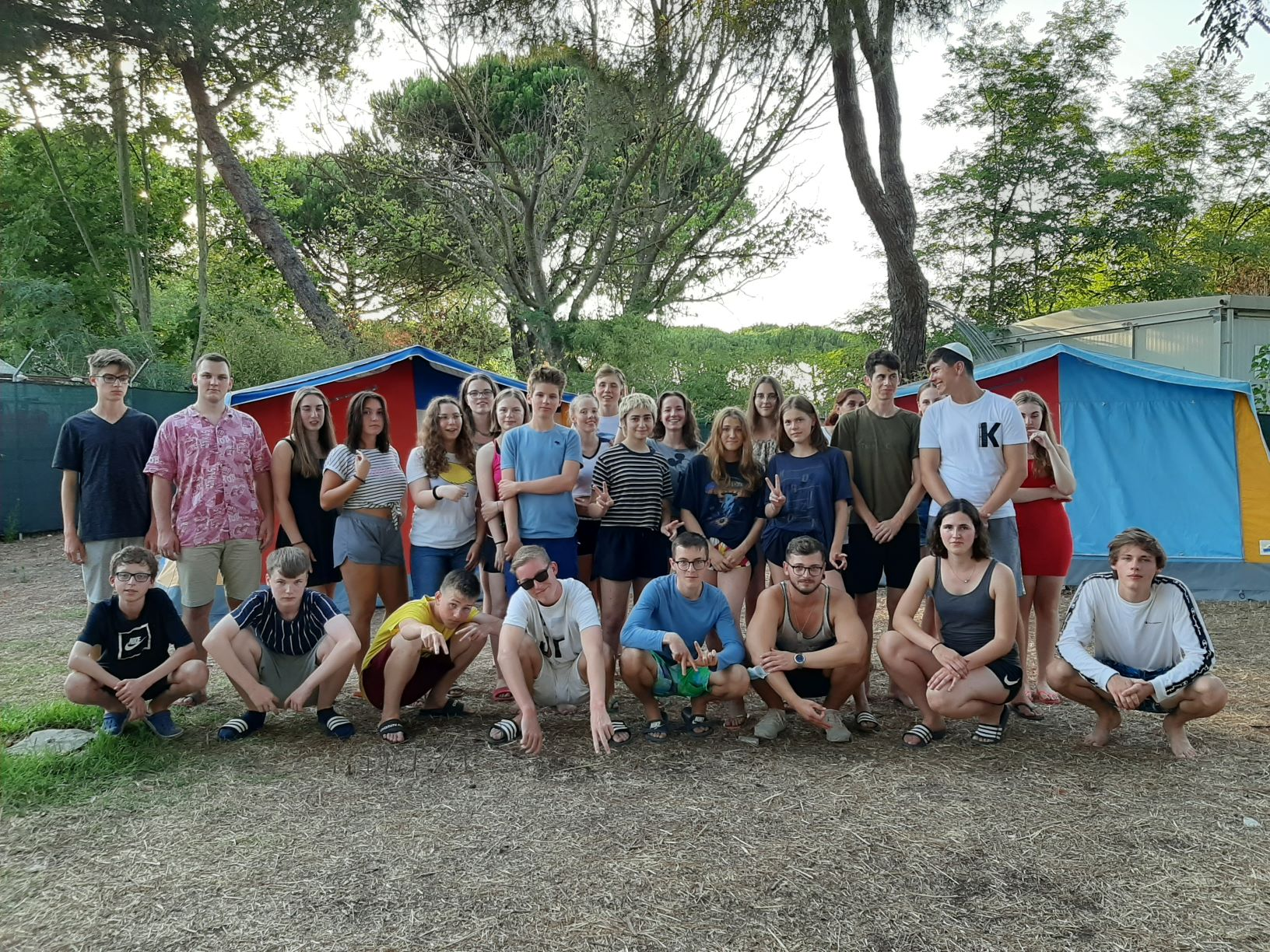 Sommercamp Cesenatico 2020