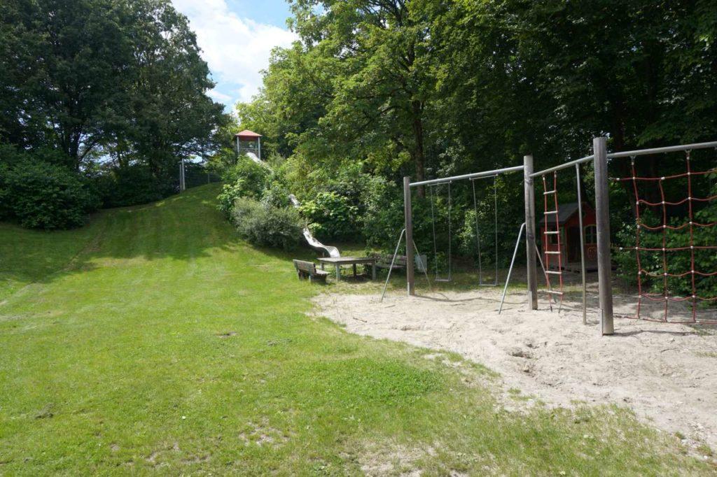 Garten Kinderbereich