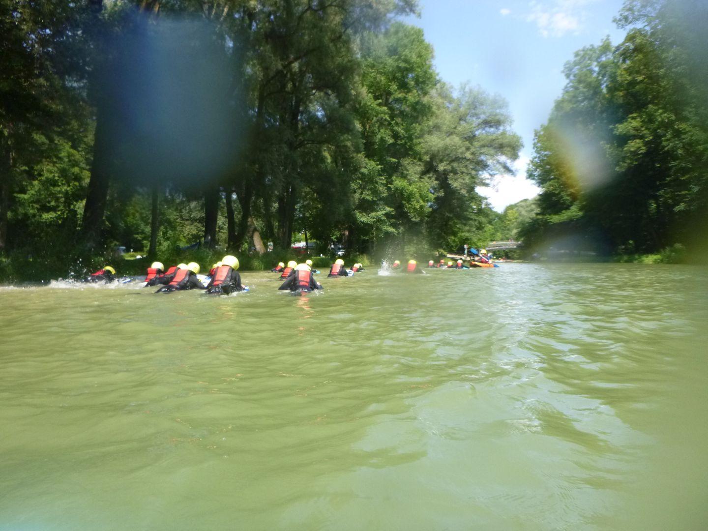 Isarschwimmen 2021