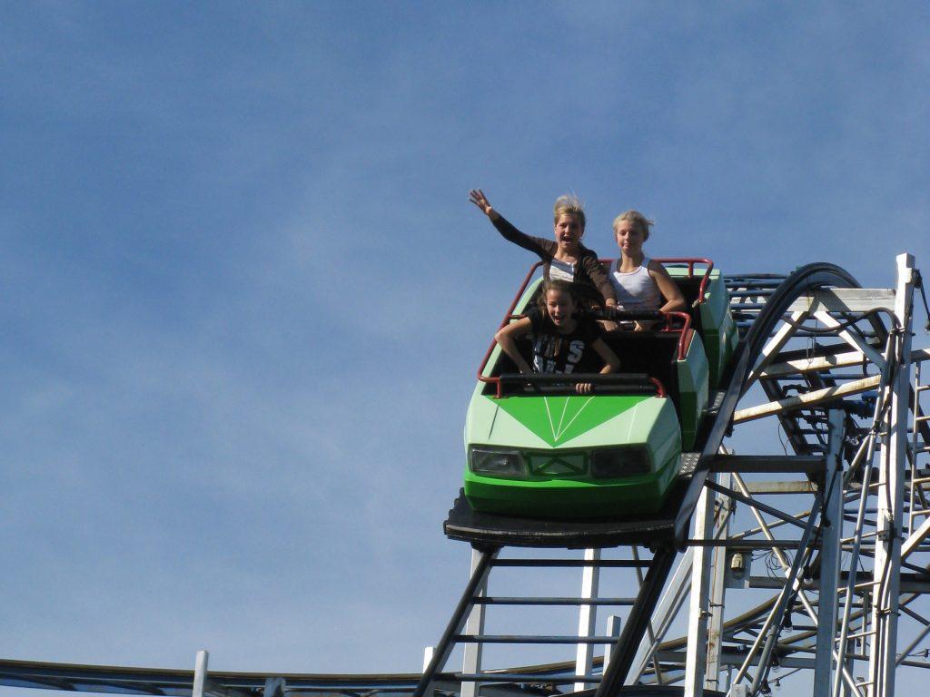 Tagesausflug in den Skylinepark (Jugend)