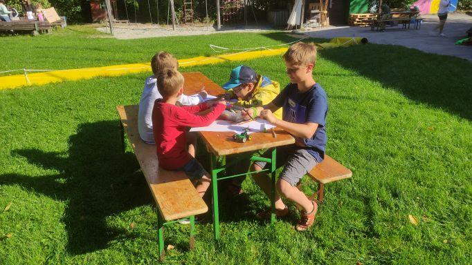 Tagesferienbetreuung Sommerferien 2021